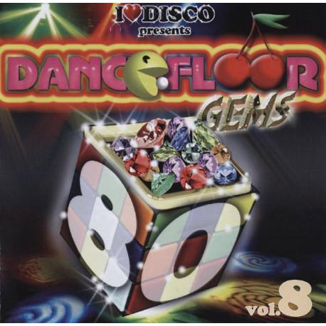 Dancefloor Gems 80's Vol 8