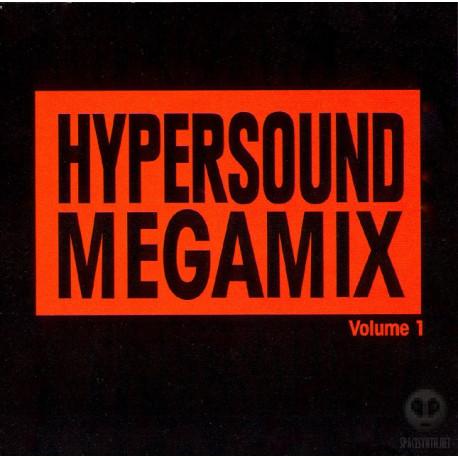 VARIOUS ARTISTS - Vol 1 Hypersound Megamix