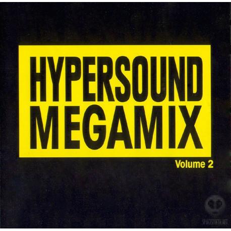 VARIOUS ARTISTS - Vol 2 Hypersound Megamix