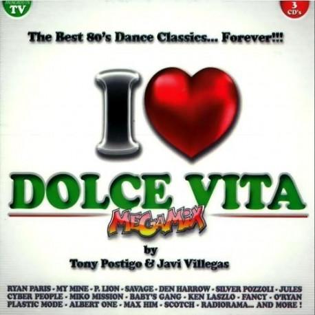 I Love Dolce Vita Megamix 2012
