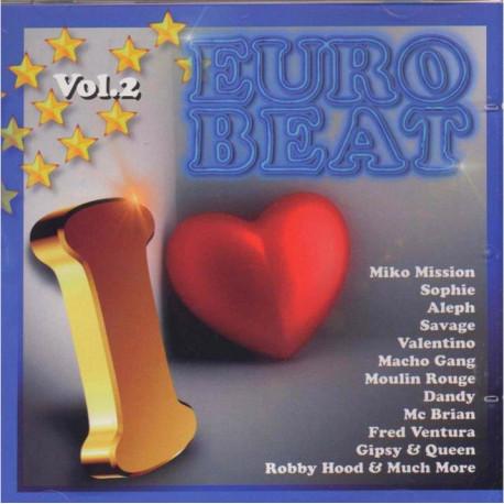 I love Eurobeat Vol.2