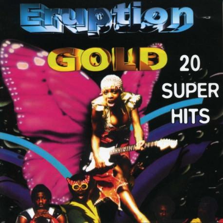 ERUPTION - Gold-20 Super hits