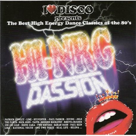 I LOVE DISCO HIGH ENERGY PASSION Vol.1