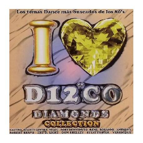 I Love Disco Diamonds Vol 43